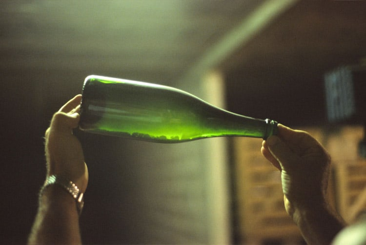 what-is-champagne-disgorgement
